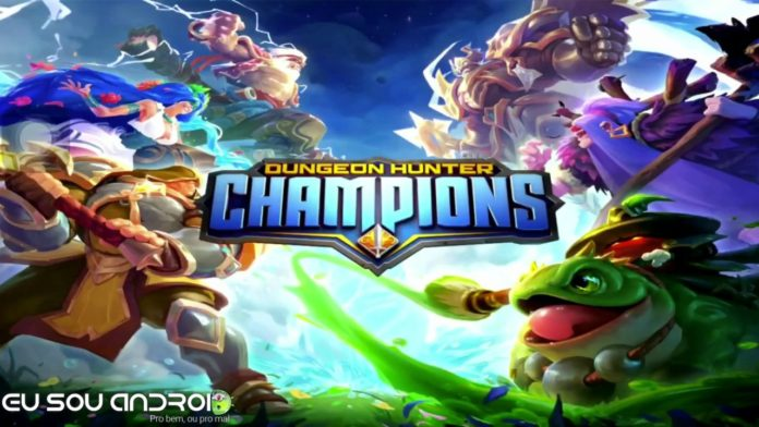 Dungeon Hunter Champions Chegou na Play Store