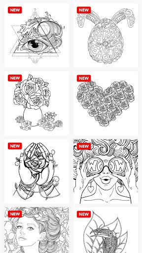 5 Apps para manter a calma e fazer muita arte