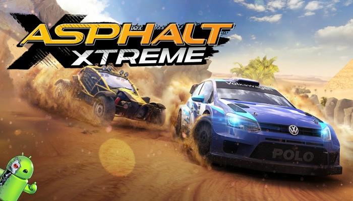 Asphalt Xtreme: Corrida Rally