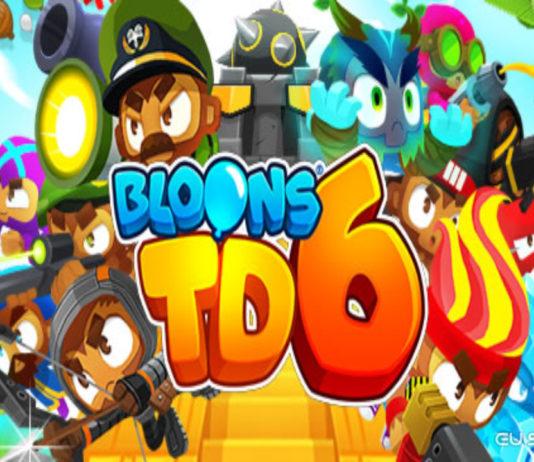 Bloons TD 6 Disponível para Android