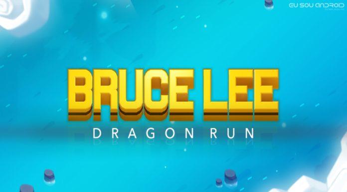 Bruce Lee Dragon Run Disponível para Android