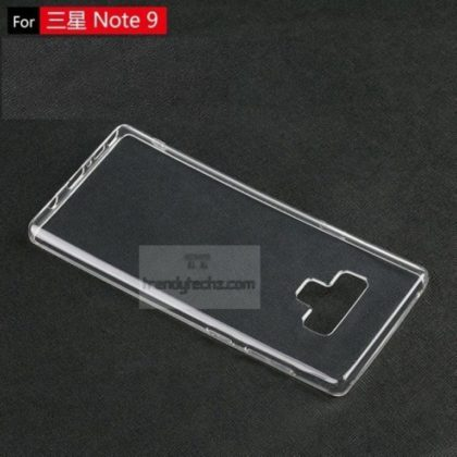 Case do Samsung Galaxy Note 9
