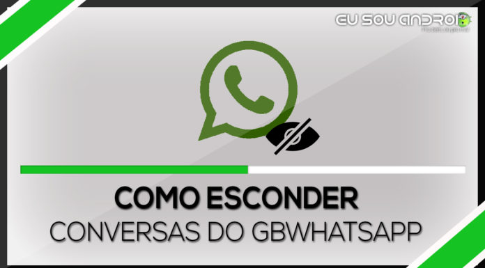 Como esconder conversas do GbWhatsApp