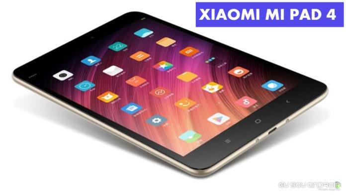 Confirmado! Xiaomi Mi Pad 4 Virá com chipset Snapdragon 660