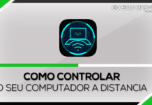 Controlar o seu computador a distancia
