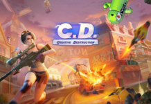 Creative Destruction a nova copia de Fortnite