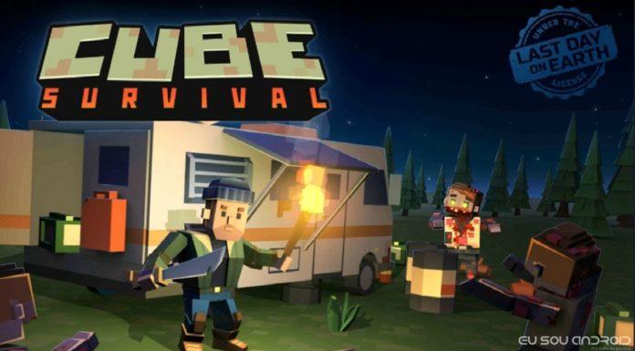 Cube Survival LDoE Já Pode ser baixado na Google Play