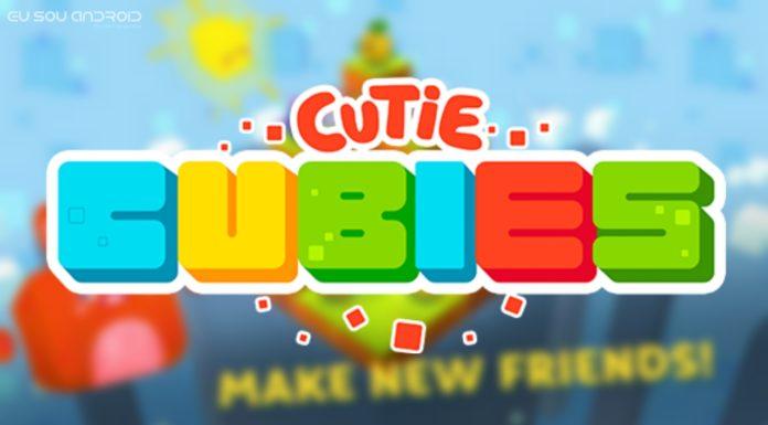 Cutie Cubies Disponível para Android