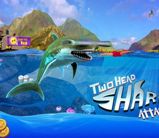 Double Head Shark Attack Baixe o APK
