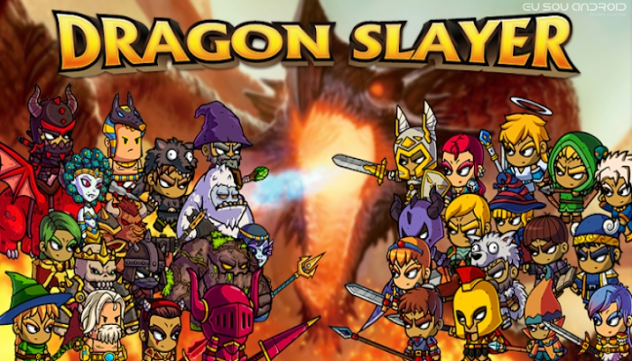 Dragon slayer - i.o Rpg gam