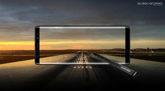 Especificações e Características do Samsung Galaxy Note 9 São Reveladas