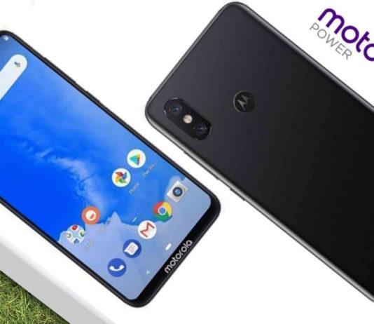 Especificações vazadas do Motorola One Power revelam tela Full HD de 6,2 polegadas