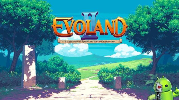 Evoland 2 Disponível para Android