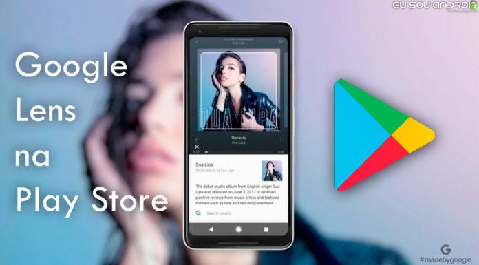 Google Lens é Lançado Como Aplicativo na Google Play
