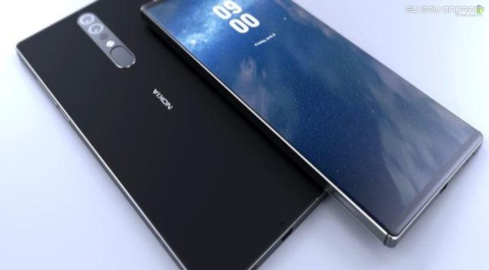 HMD Está Trabalhando no Nokia 9 com Leitor de Impressão Digital