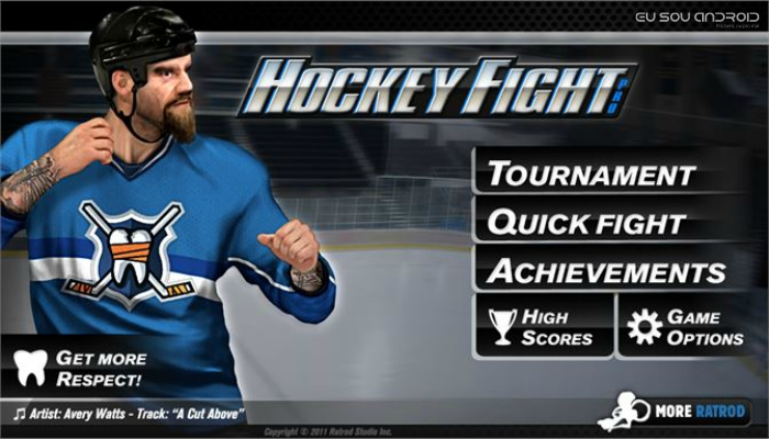 Hockey Fight Lite