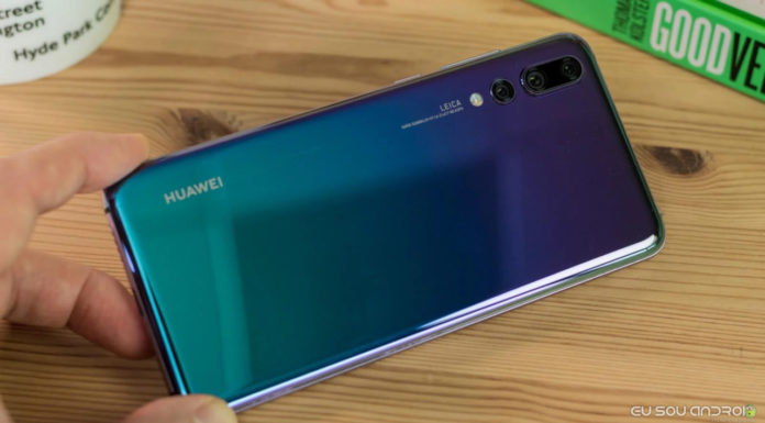 Huawei Vende 6 Milhões de Unidades da Série P20 em Todo o Mundo