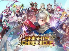 Knights Chronicle Disponível para Android