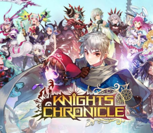 Knights Chronicle Disponível para Android