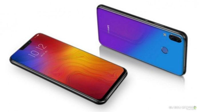 Lenovo Z5 Chega Oficialmente com Notch e Snapdragon 636