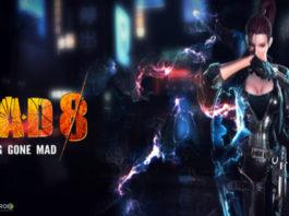 M.A.D 8 Disponível Para Android
