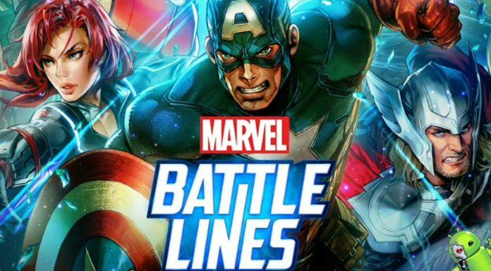 MARVEL Battle Lines Vaza Apk Baixe Agora