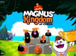 Magnus Kingdom of Chess Disponível para Android