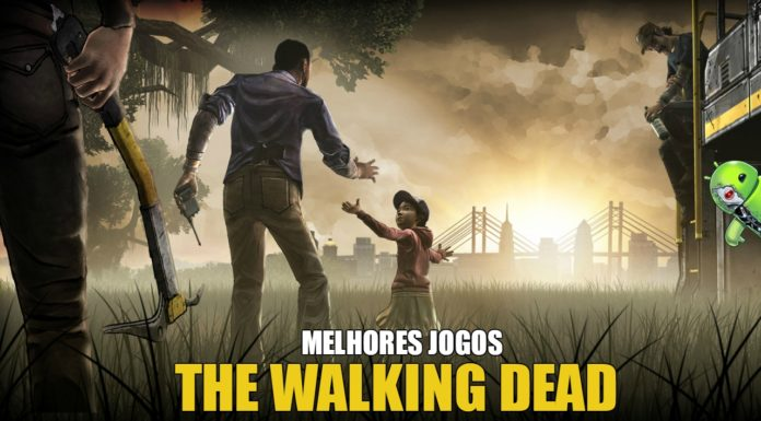 Melhores Jogos de The Walking Dead para Android 2018