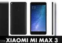 Suposto Xiaomi Mi Max 3 Aparece no TENAA