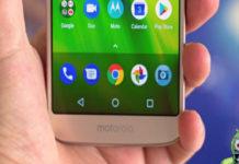 Moto XT1920 Aparece na FCC