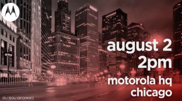 Motorola estará Realizando um evento em Chicago em 2 de agosto e o Moto Z3 e One Power provavelmente Serão Lançados