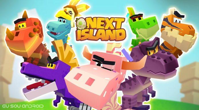 Next Island Dino Village Disponível para Android