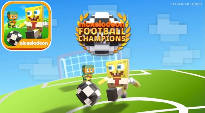 Nick Football Champions Baixe o APK