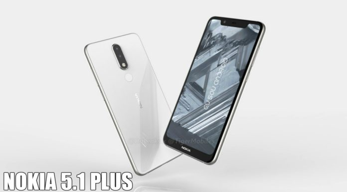 Nokia 5.1 Plus Aparece na TENAA