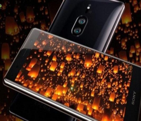 Novo Sony Xperia H8616 Aparece com tela 18: 9 e Android P