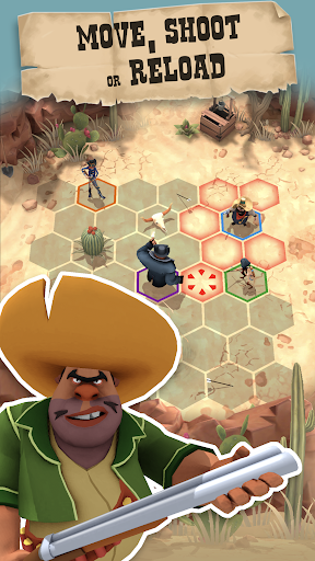 Pocket Cowboys Wild West Standoff