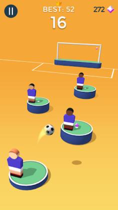 Pop it! Soccer