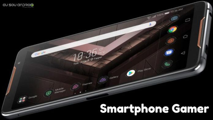 ASUS anuncia o ROG Phone o seu Primeiro Telefone Gamer