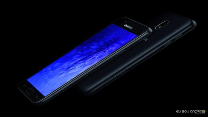 Samsung Galaxy J3 2018 e J7 2018 São Anunciados