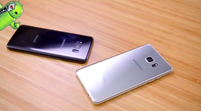 Samsung Galaxy Note 9 Passa pela FCC