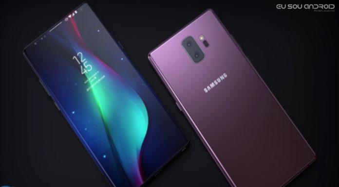Samsung Galaxy Note 9 Será Anunciado Oficialmente em 9 de agosto