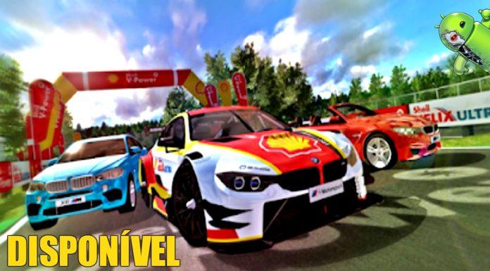 Shell Racers Disponível para Android