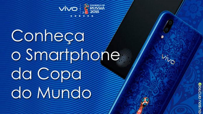 Smartphone da Copa do Mundo Já Está Sendo Vendido