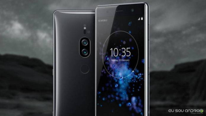 Sony Xperia XZ2 Premium Aparece no TENAA