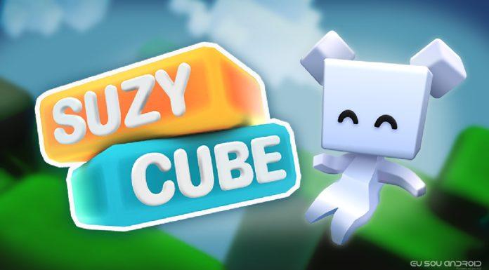Suzy Cube Disponível para Android