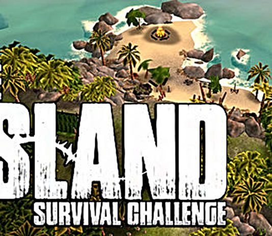 THE ISLAND Survival Challenge Disponível para Android