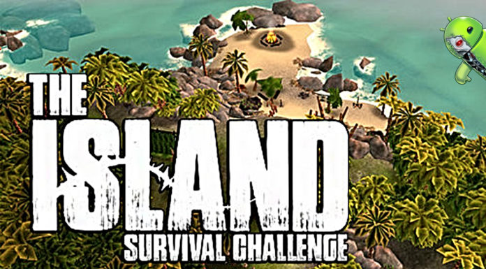 THE ISLAND Survival Challenge Disponível para Android