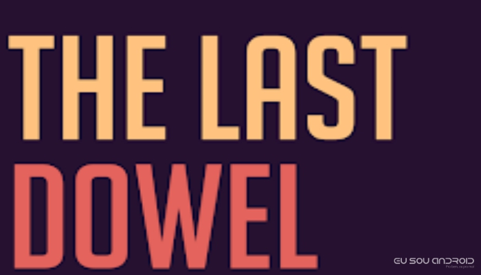 The Last Dowel
