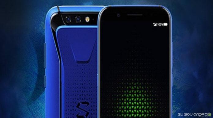 Xiaomi Black Shark Na Cor Royal Blue Está Chegando Amanhã