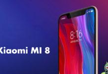 Xiaomi MI 8 Agora disponível na França e na Rússia